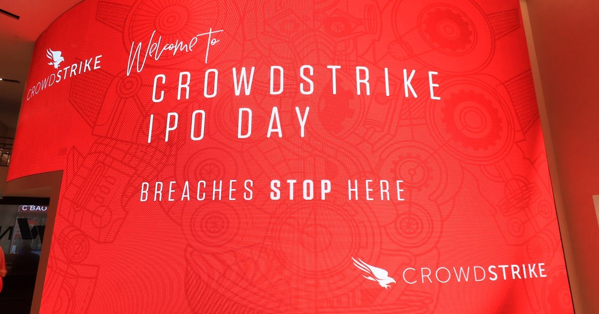 Why CrowdStrike Holdings, SmileDirectClub, and Parsley Energy Slumped Today