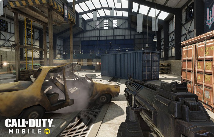 Activision's Call of Duty Mobile.