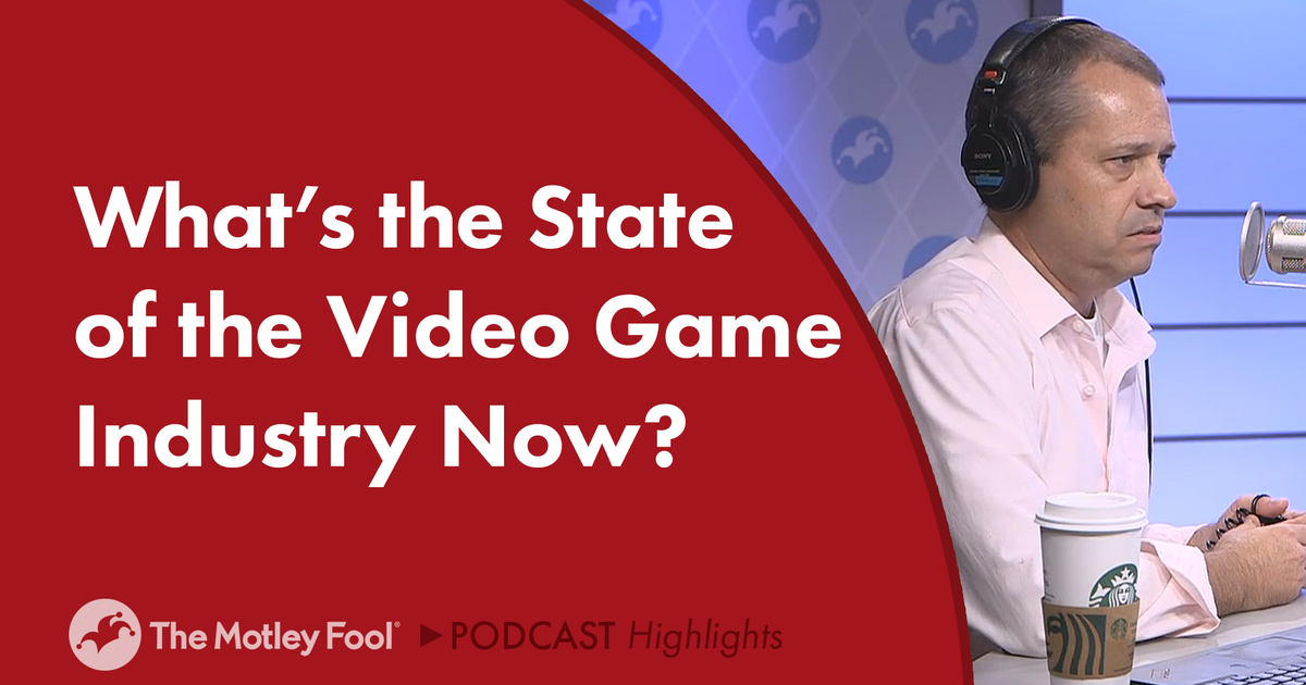 What's the State of the Video Game Industry Now?