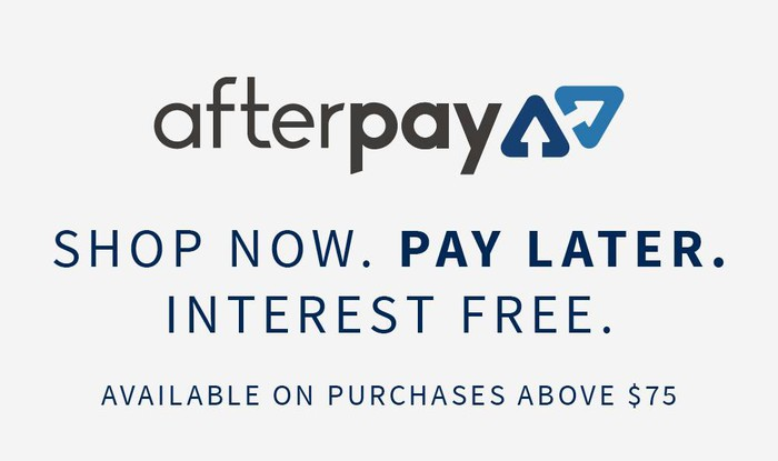 Afterpay banner