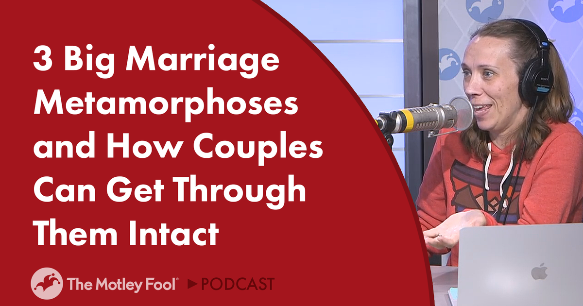 3 Big Marriage Metamorphoses and How Couples Can Get Through Them Intact