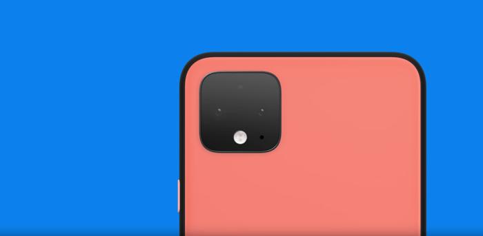 Alphabet's Pixel 4 smartphone