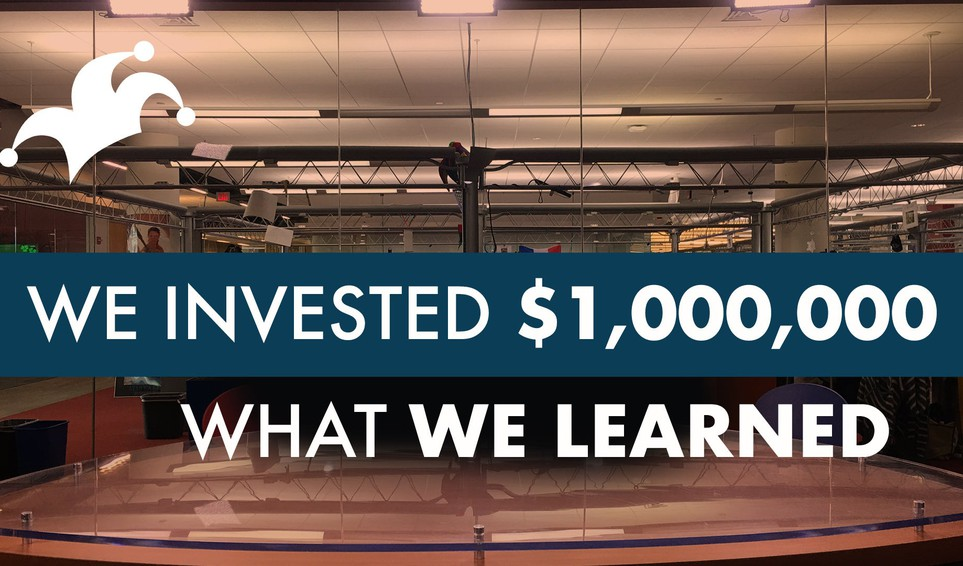We Invested $1,000,00 What We Learned