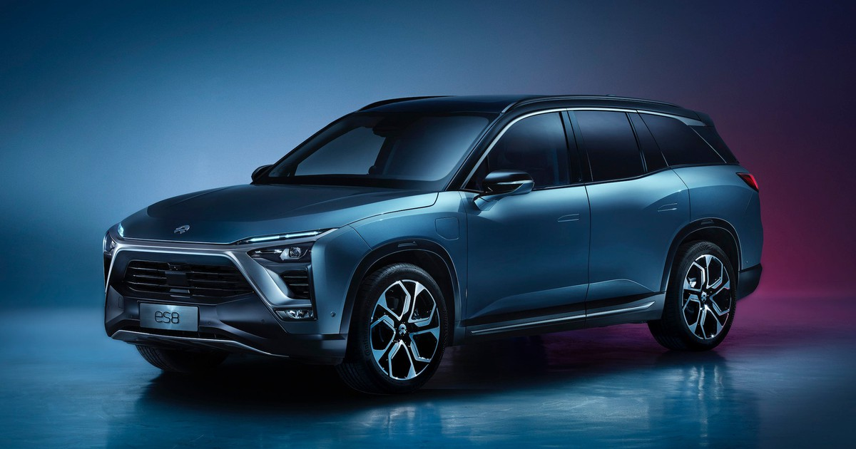 Why Shares of Chinese Electric-Car Maker NIO are Dropping Today