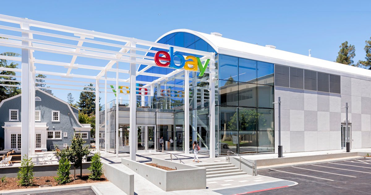eBay Is Due to Report Earnings Amid a C-Suite Shuffle