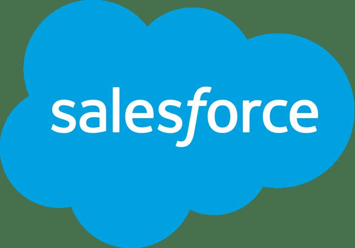 The Salesforce.com logo.