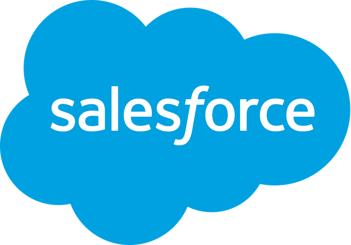 The Salesforce.com logo.