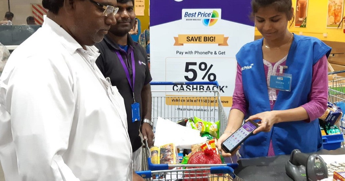 Walmart's Flipkart Investment May Have Already Grown 50%