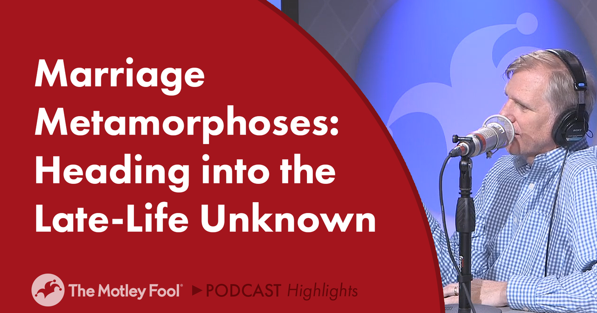 Marriage Metamorphoses: Heading Into the Late-Life Unknown