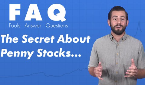 The Secret About Penny Stocks...