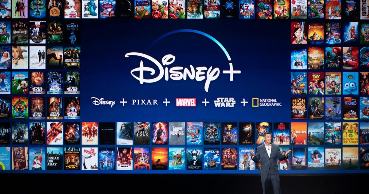 Verizon's Using Disney+ to Compete With T-Mobile and AT&T
