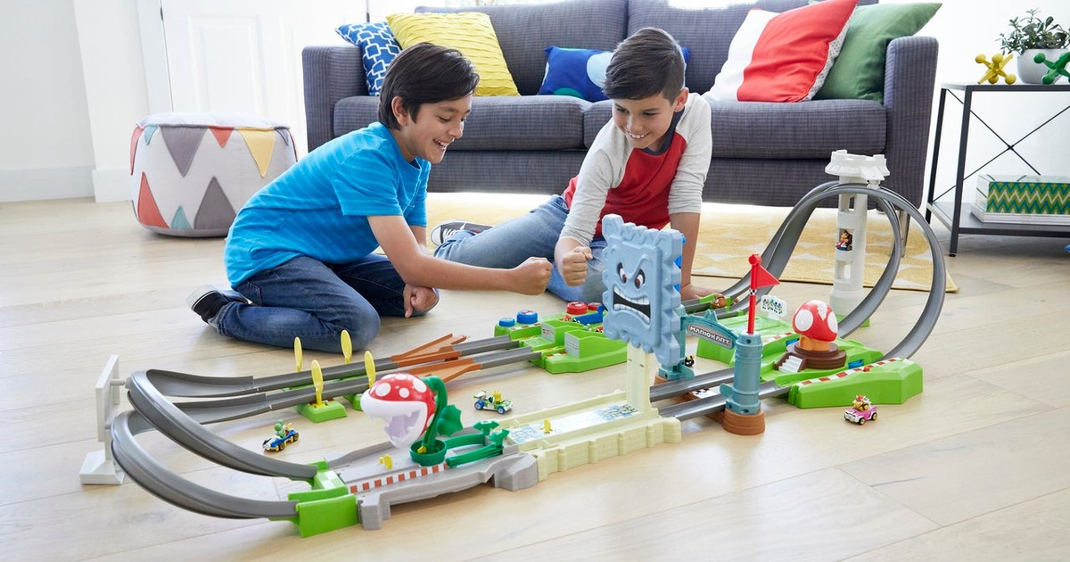 Why Mattel Stock Fell Today