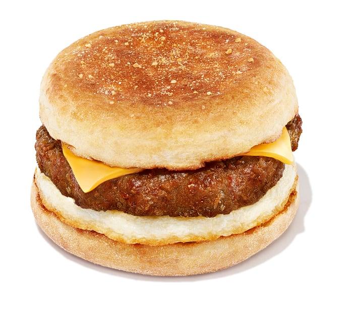 The Dunkin' Beyond Sausage Breakfast Sandwich
