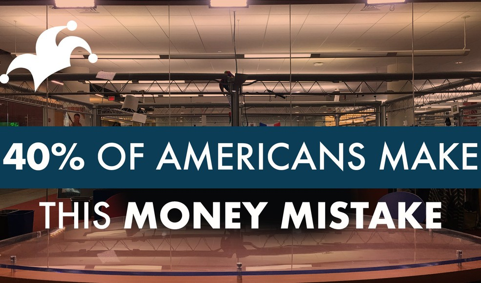 40% of Americans Make This Money Mistake