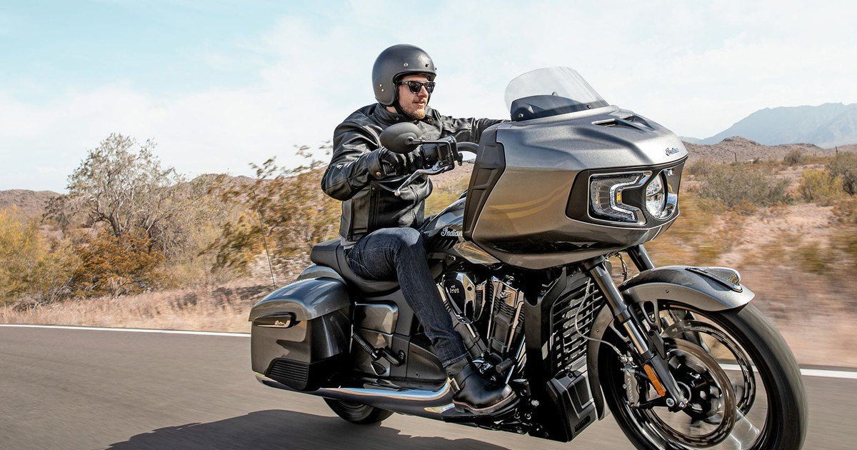 Does Indian Motorcycle Have a Harley-Davidson Problem?
