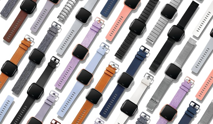 Numerous Versa devices