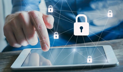 digital security of mobile device