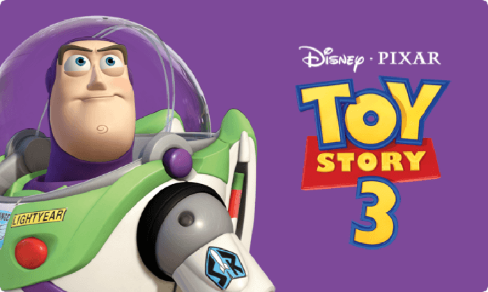 The Toy Story 3 poster