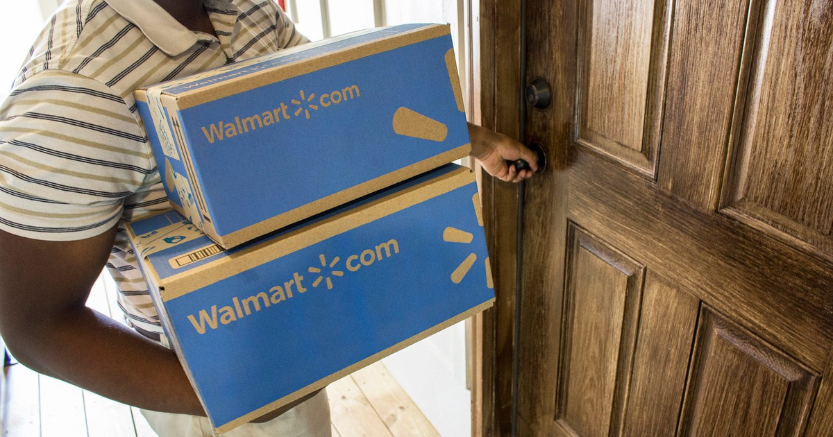 Walmart Still Has a Lot of Work to Do to Catch Up With Amazon