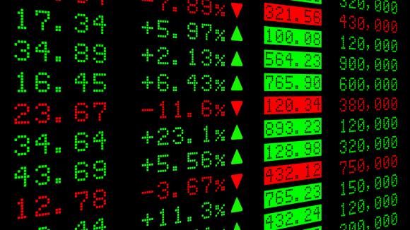 Stock movement.