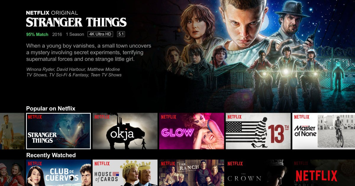 Netflix Should Try a Traditional TV Schedule