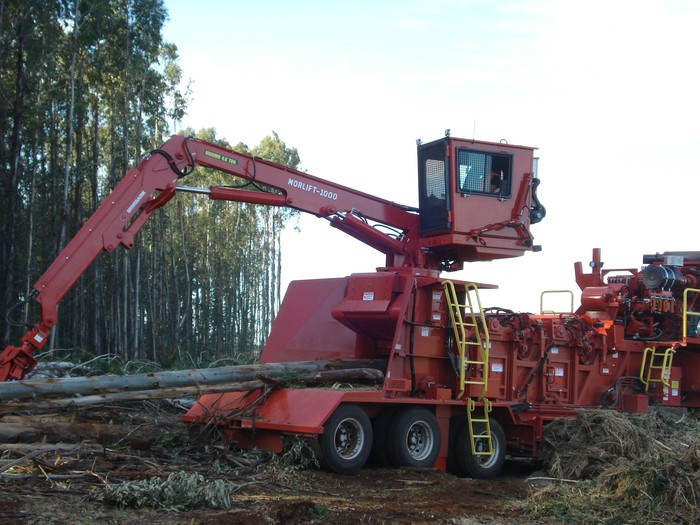 Morbark Logging Equipment