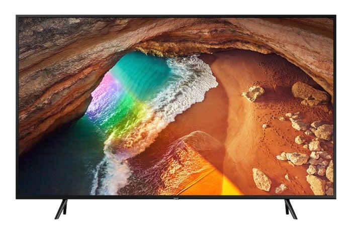 Samsung's 65 4K UHD Smart TV.