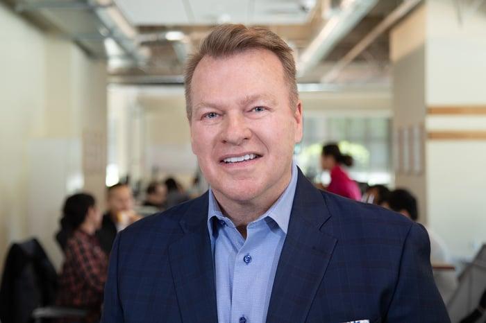 CEO Zane Burke