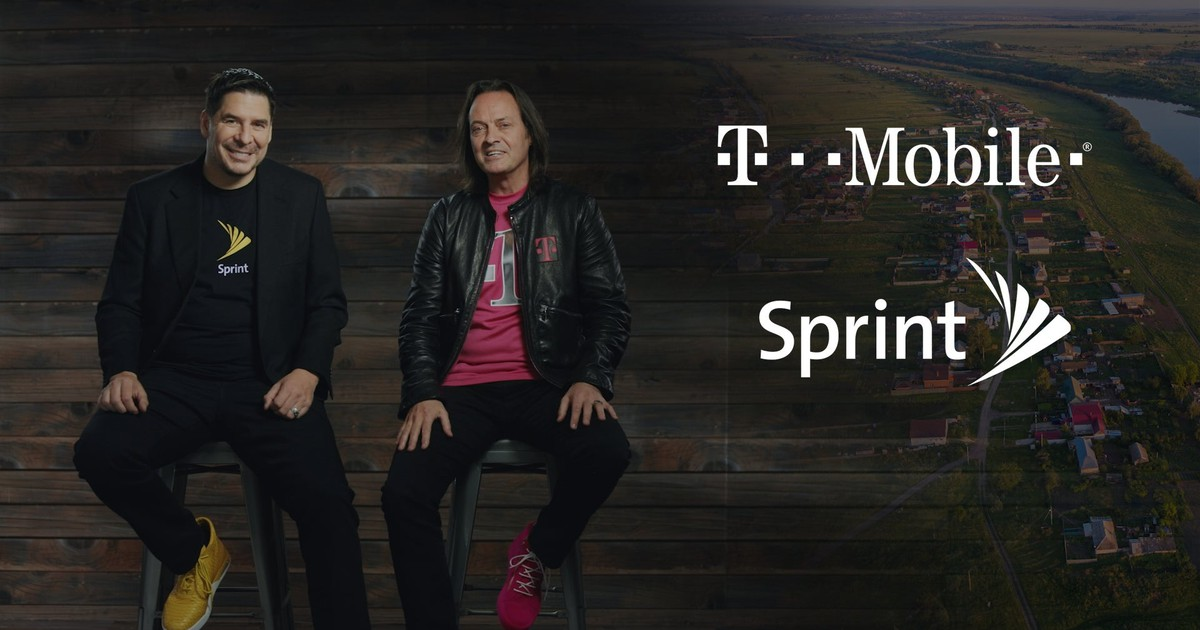2 More States Drop Opposition to T-Mobile and Sprint Deal
