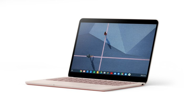 Pixelbook Go in Not Pink