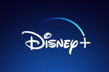 A disney+ logo