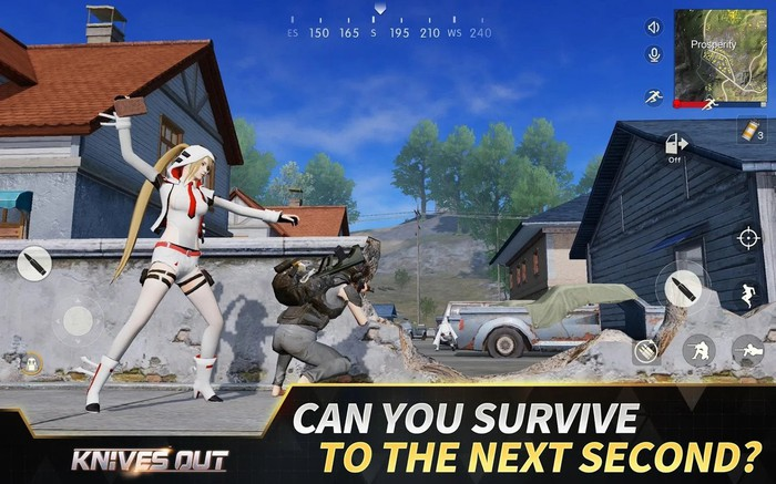 NetEase's Knives Out.