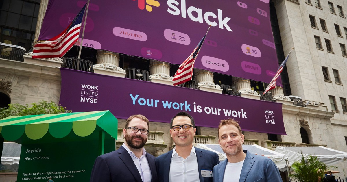 Slack Isn't Worried About Microsoft Teams