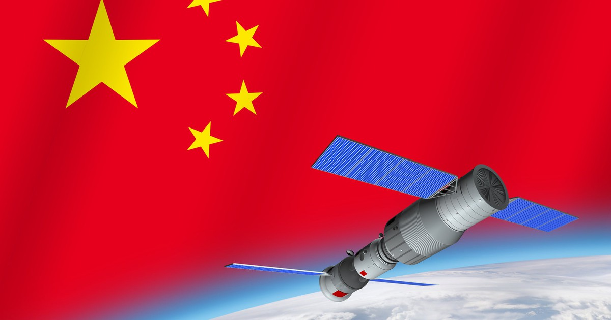 U.S. vs. China Is the Next Great Space Race
