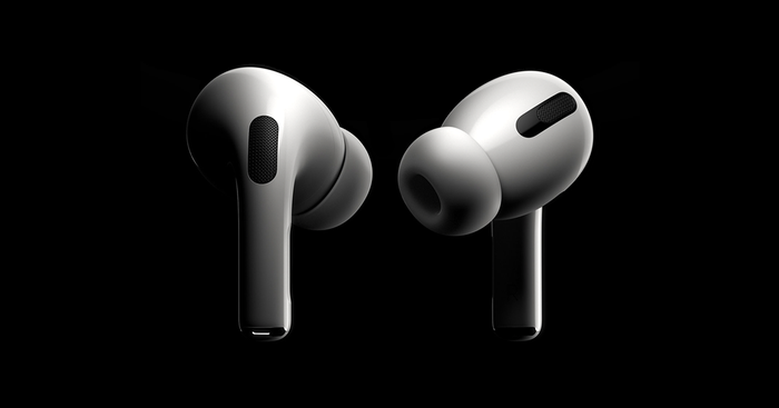 Apple's AirPods Pro wireless earphones