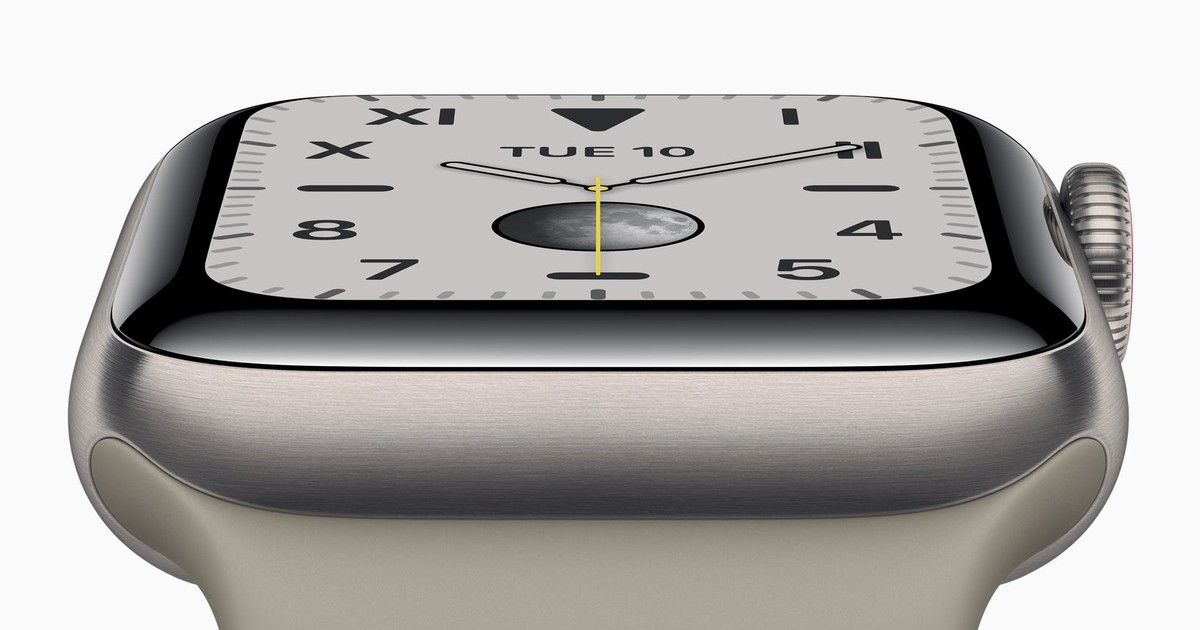 Sales of Apple's Wearables Products Are Soaring