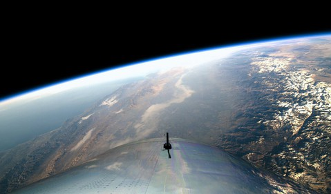 SPCE - Virgin Galactic in Space - Virgin Galactic