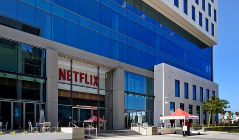 Netflix LA Headquarters
