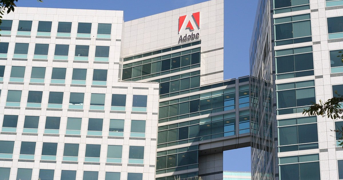 Adobe Systems Wraps Up a Fantastic Year