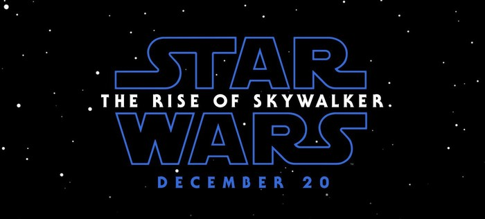 The Star Wars: The Rise of Skywalker logo
