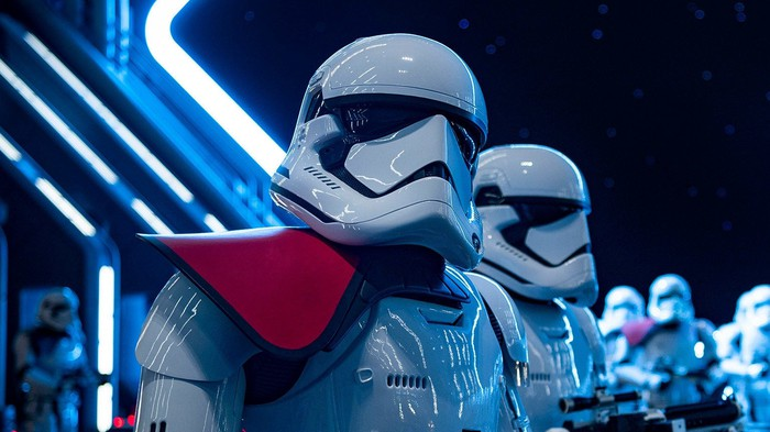 Stormtroopers in 'The Rise of Skywalker.'
