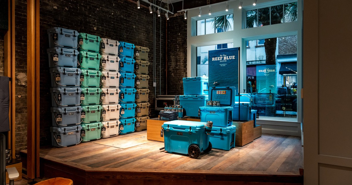 R&D Keeps YETI Cooler Than the Competition
