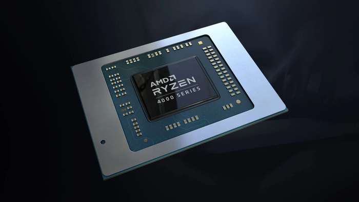 A Ryzen 4000 mobile chip.