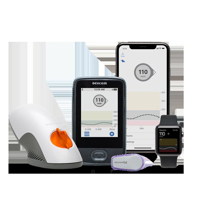 DexCom Continuous Glucose Monitor