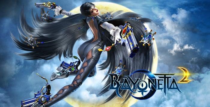 PlatinumGames' Bayonetta 2.