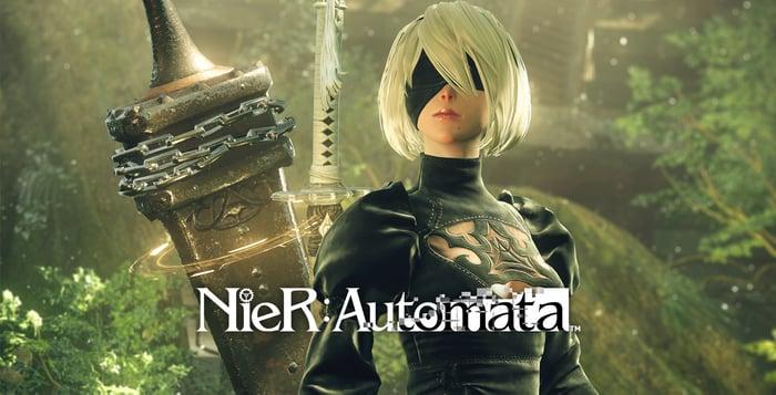 PlatinumGames' Nier: Automata.