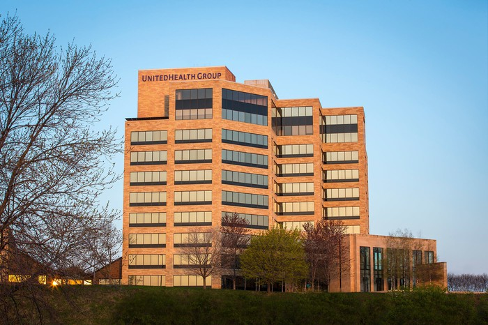 A UnitedHealth facility.