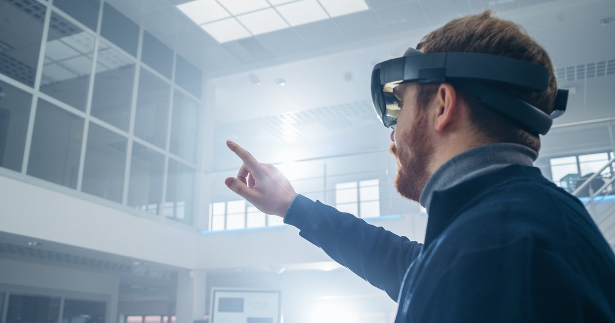 Why Microsoft Sees AR (Not VR) as a Big Opportunity