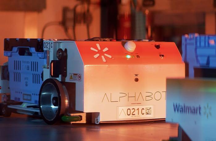 Walmart's Alphabot
