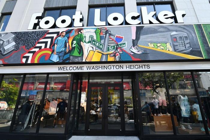 Foot Locker Power Store